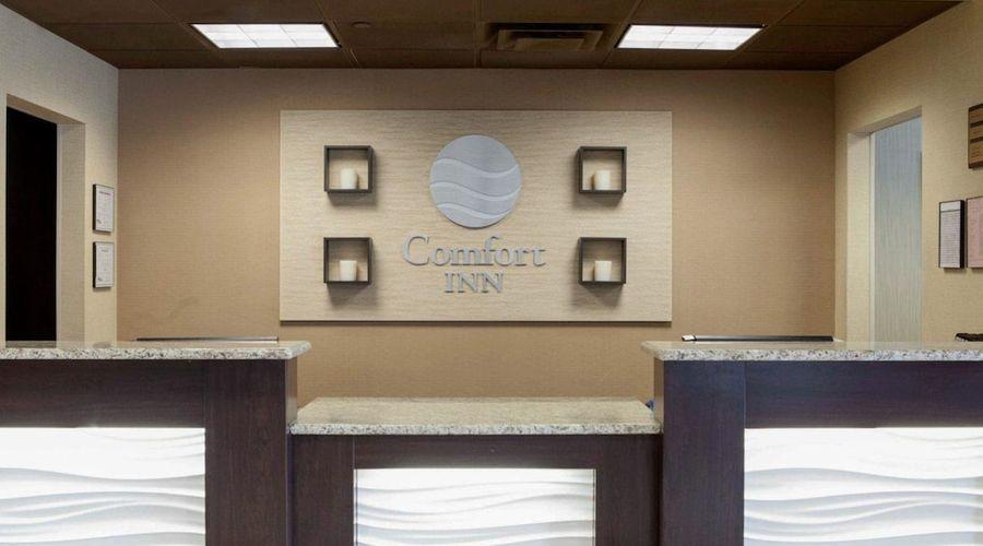 Comfort Inn Oak Ridge - Knoxville-4 of 42 photos