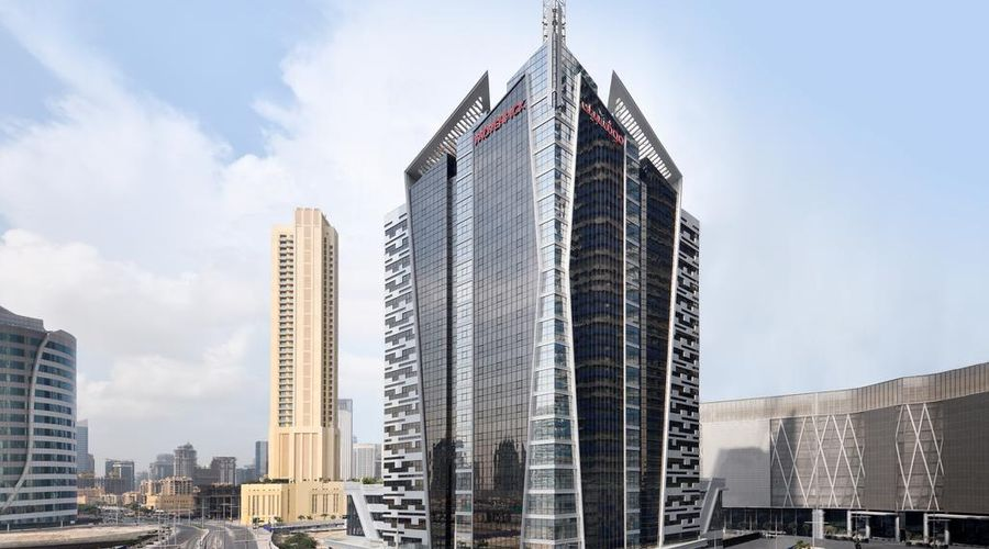 Mövenpick Hotel Apartments Downtown Dubai-1 of 28 photos