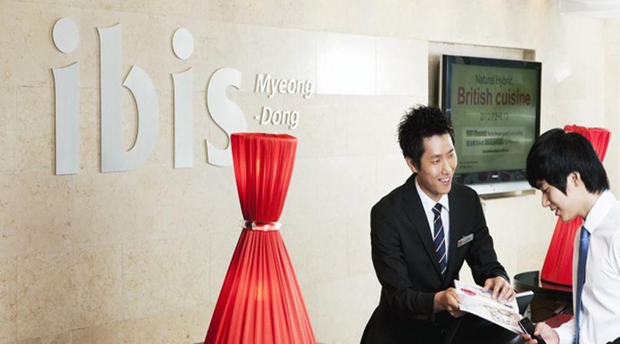 ibis Ambassador Seoul Myeongdong-48 of 54 photos