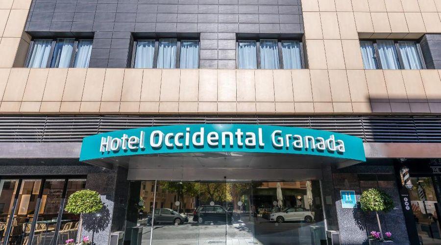 Occidental Granada-60 of 63 photos