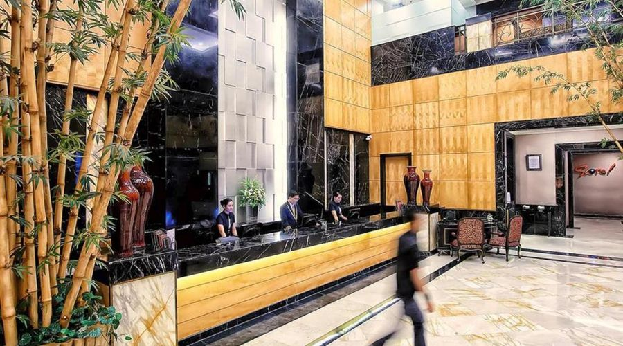 Grand Jatra Hotel Pekanbaru-38 of 64 photos