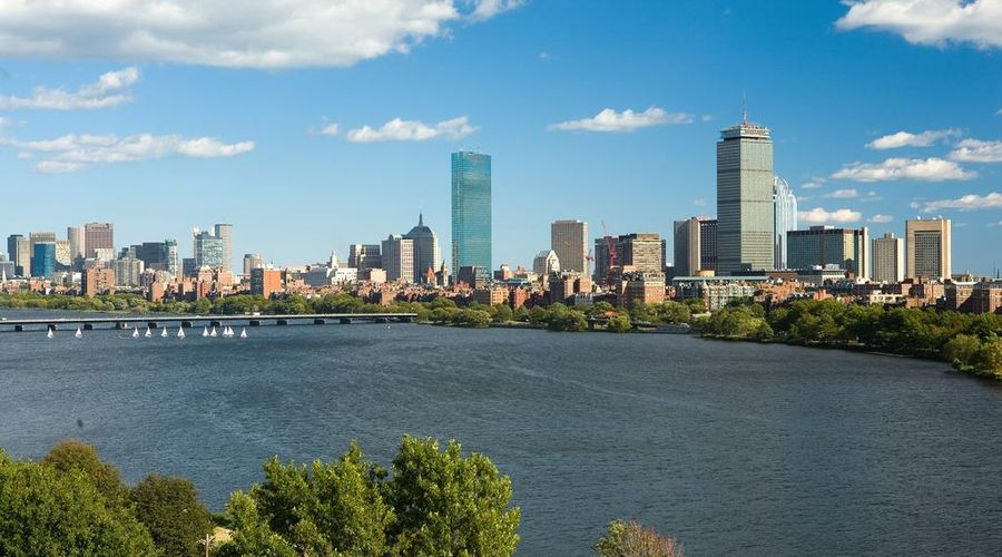 Hyatt Regency Cambridge, Overlooking Boston-20 of 46 photos
