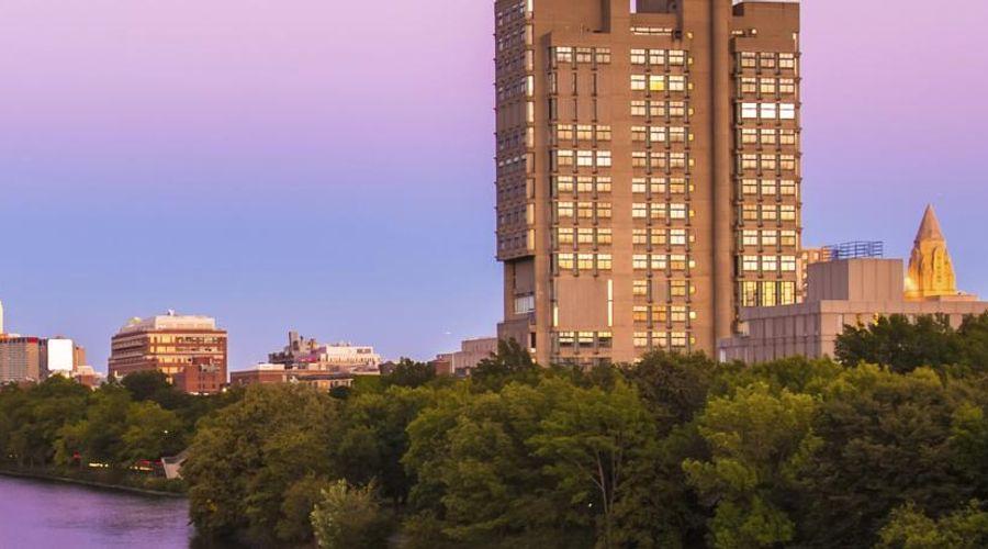 Hyatt Regency Cambridge, Overlooking Boston-45 of 46 photos