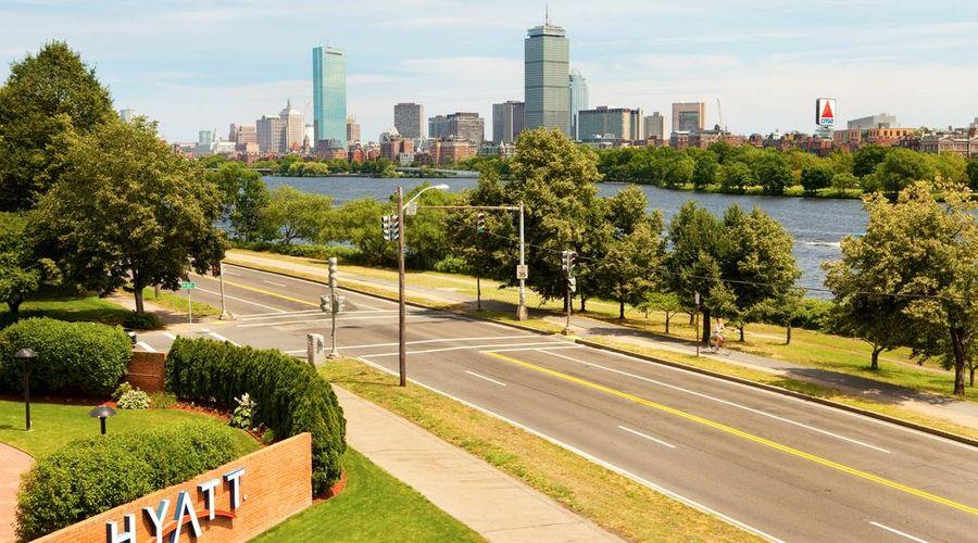 Hyatt Regency Cambridge, Overlooking Boston-9 of 46 photos