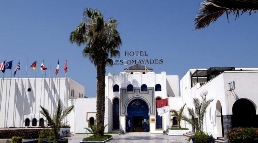 Hôtel les Omayades-1 من 40 الصور