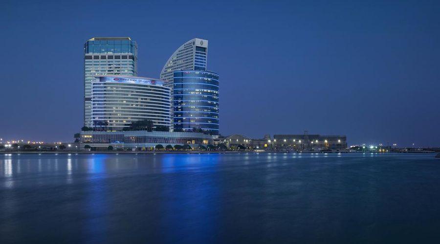 كراون بلازا دبي فيستيفال سيتي -1 من 28 الصور