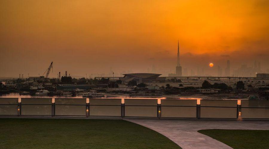 كراون بلازا دبي فيستيفال سيتي -14 من 28 الصور