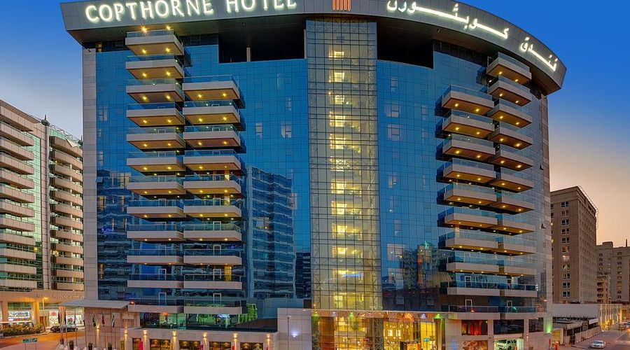 فندق كوبثورن دبي-1 من 35 الصور