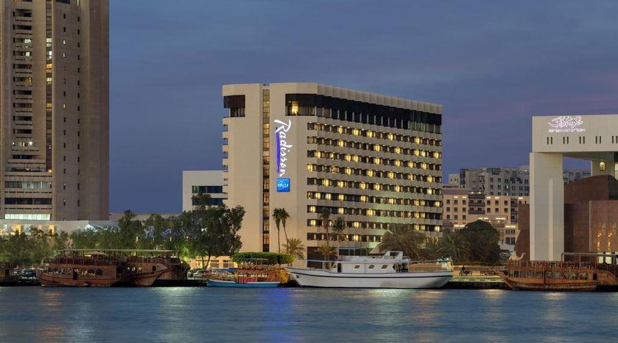 فندق راديسون بلو، دبي الديرة كريك-2 من 41 الصور