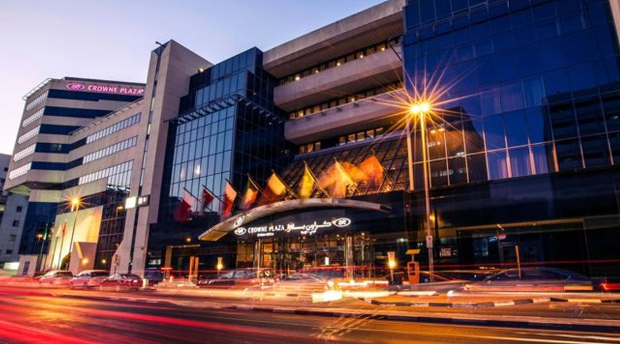 Crowne Plaza Dubai Deira-2 of 38 photos