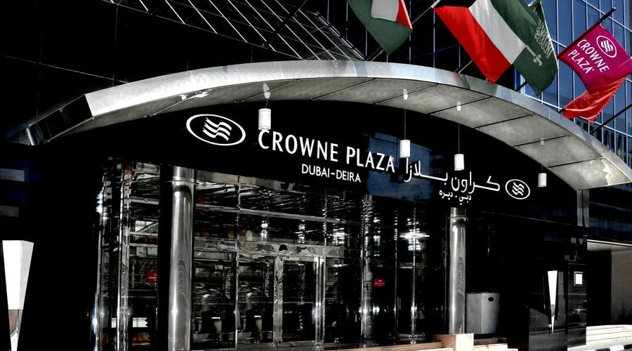 Crowne Plaza Dubai Deira-5 of 38 photos