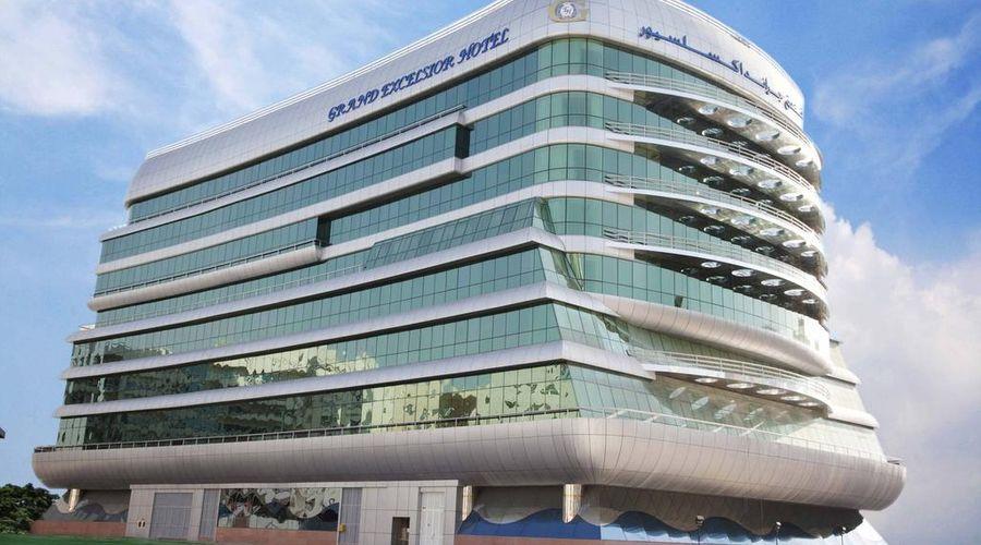 Grand Excelsior Hotel Al Barsha-1 of 33 photos
