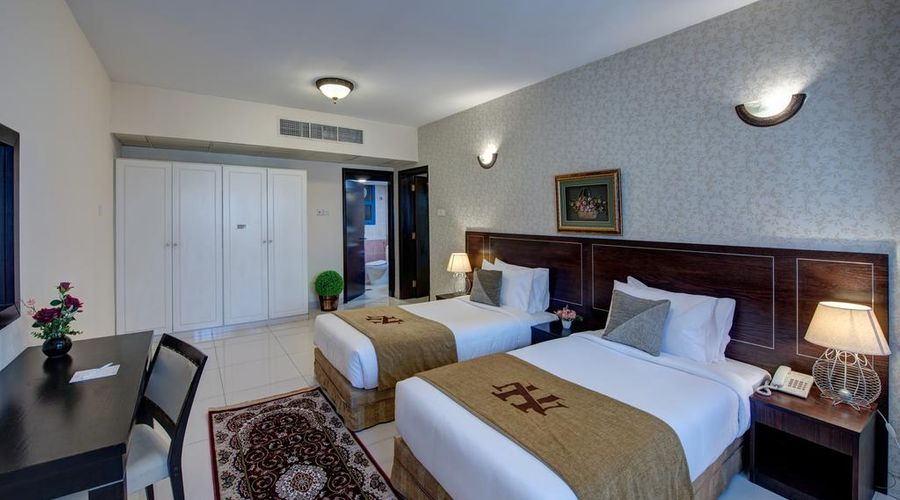 Nihal Residency Hotel Apartments-24 of 26 photos