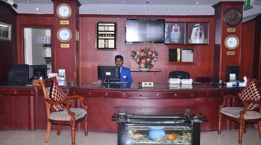 فندق كلاريج - دبي-39 من 44 الصور