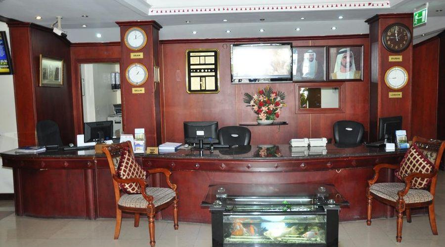 فندق كلاريج - دبي-11 من 44 الصور