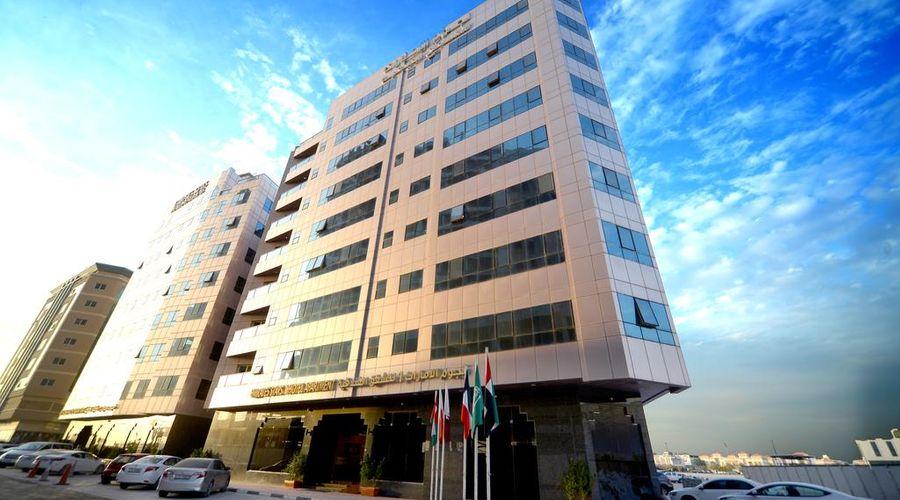 EMIRATES STARS HOTEL APARTMENTS SHARJAH-1 of 45 photos