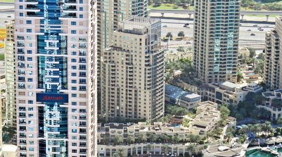 فندق وأجنحة ماريوت مرفأ دبي-1 من 30 الصور