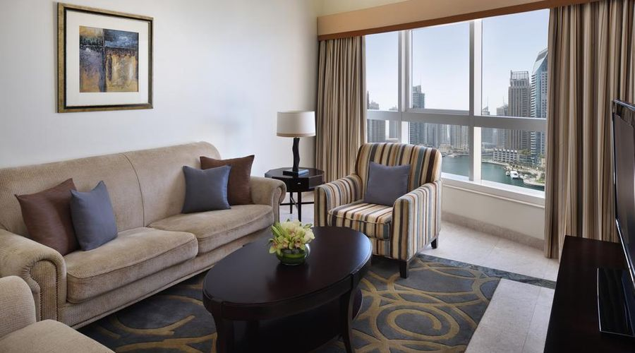 فندق وأجنحة ماريوت مرفأ دبي-17 من 30 الصور