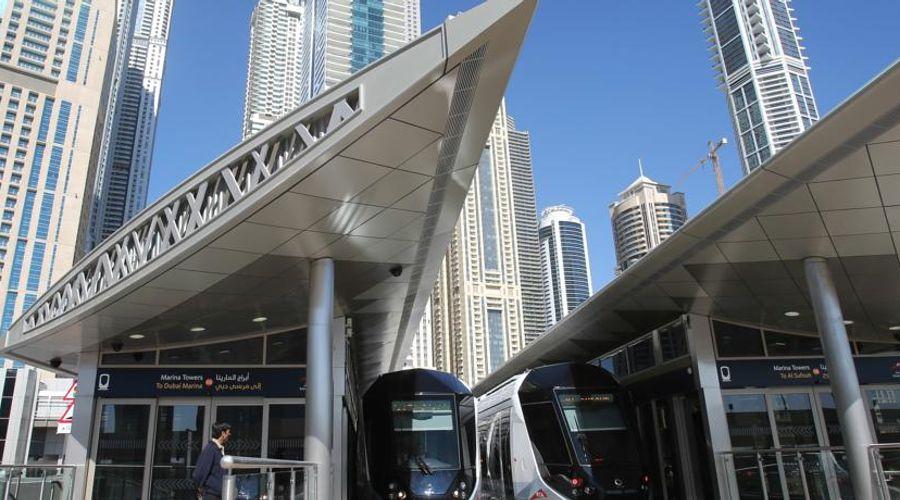 فندق وأجنحة ماريوت مرفأ دبي-30 من 30 الصور