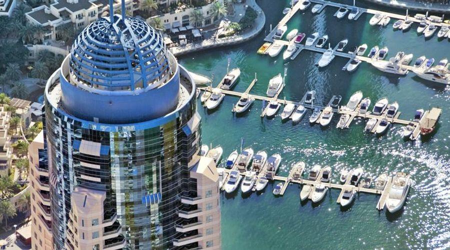 فندق وأجنحة ماريوت مرفأ دبي-2 من 30 الصور