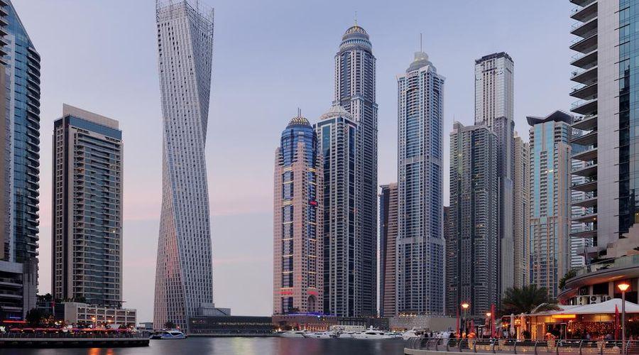 فندق وأجنحة ماريوت هاربر دبي-3 من 30 الصور