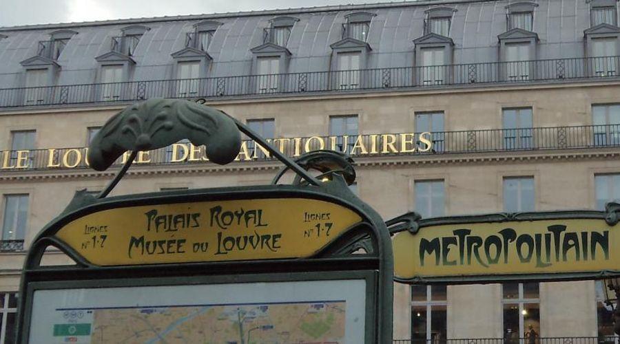 Hotel Regina Louvre-47 of 32 photos