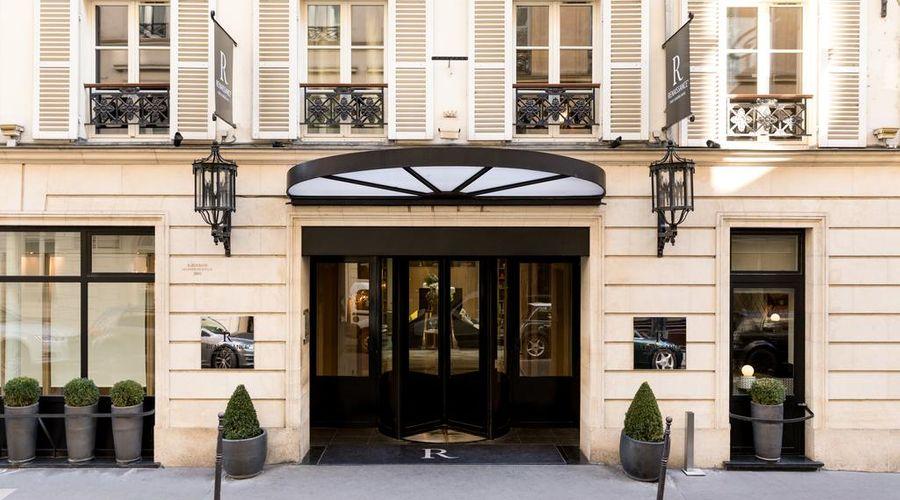 Renaissance Paris Vendome Hotel-1 of 51 photos
