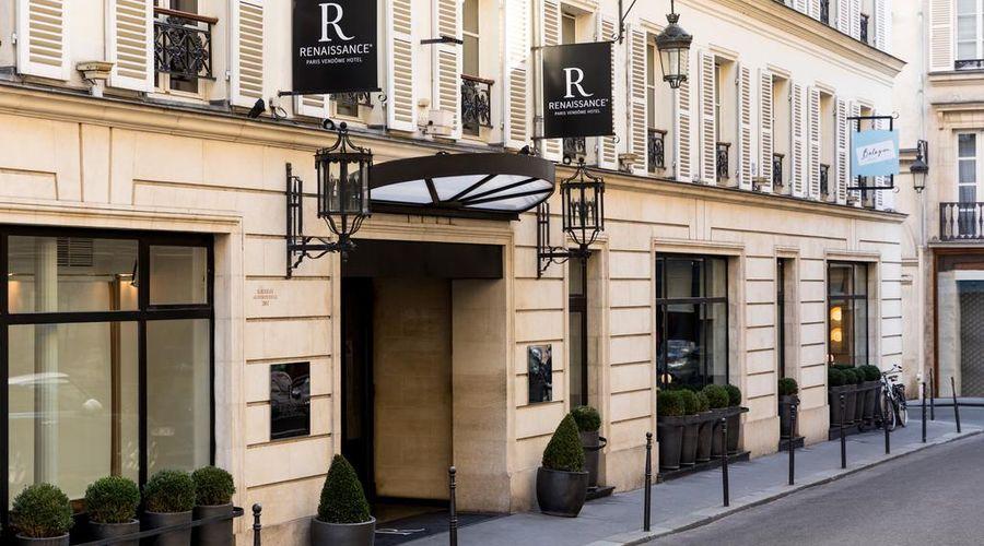 Renaissance Paris Vendome Hotel-2 of 51 photos