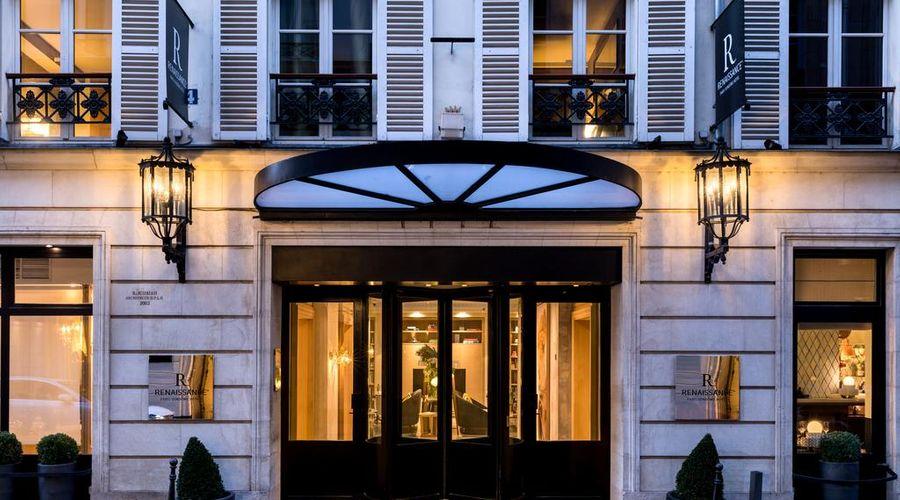Renaissance Paris Vendome Hotel-43 of 51 photos