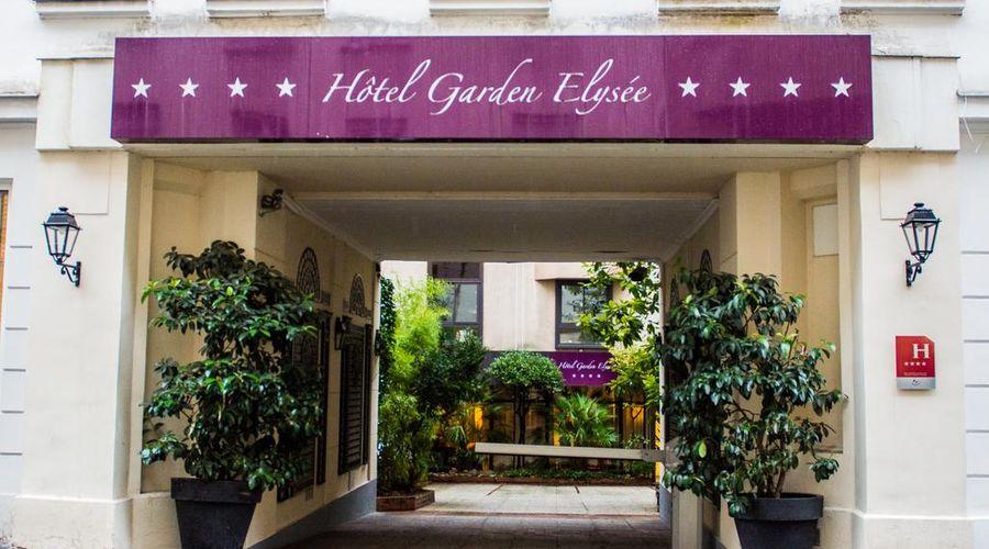 Hôtel Garden Elysées-1 of 44 photos