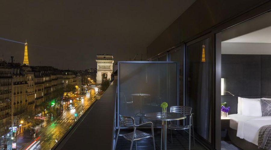 Renaissance Paris Arc de Triomphe Hotel-14 of 49 photos