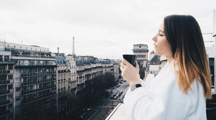 Renaissance Paris Arc de Triomphe Hotel-19 of 49 photos