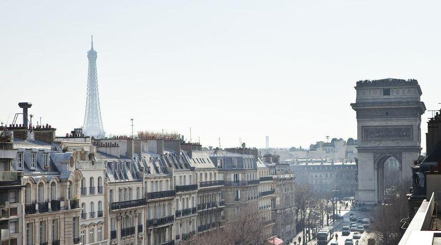 Renaissance Paris Arc de Triomphe Hotel-39 of 49 photos