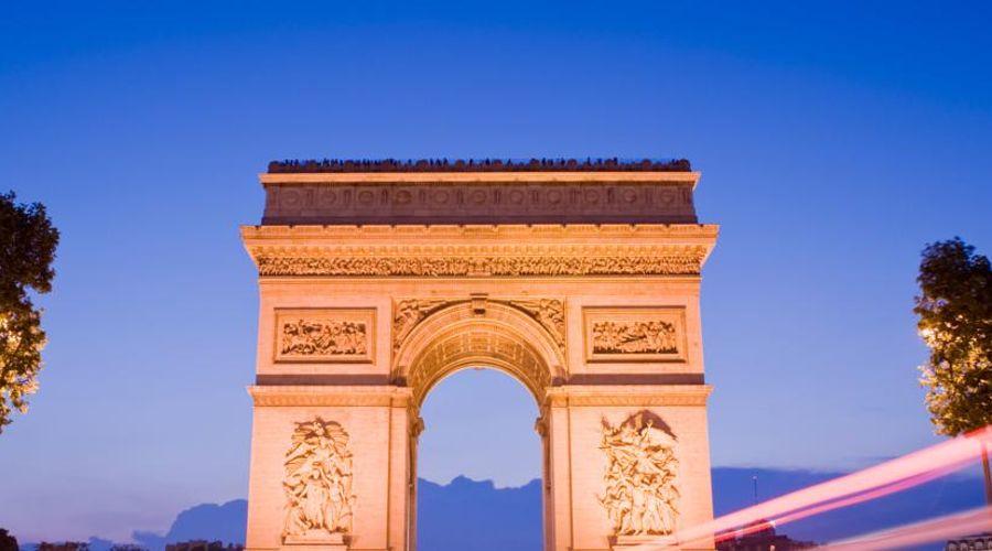 Renaissance Paris Arc de Triomphe Hotel-48 of 49 photos