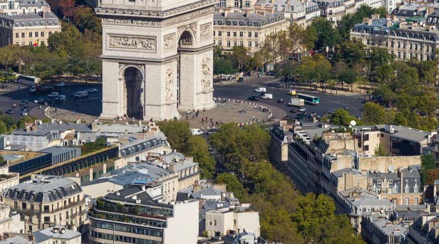 Renaissance Paris Arc de Triomphe Hotel-49 of 49 photos