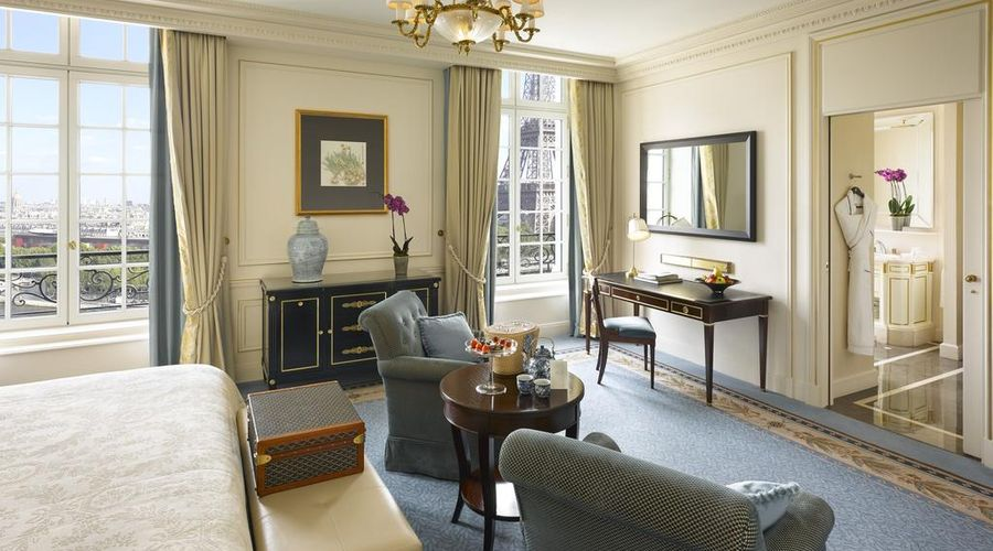 Shangri-La Hotel Paris-11 of 50 photos