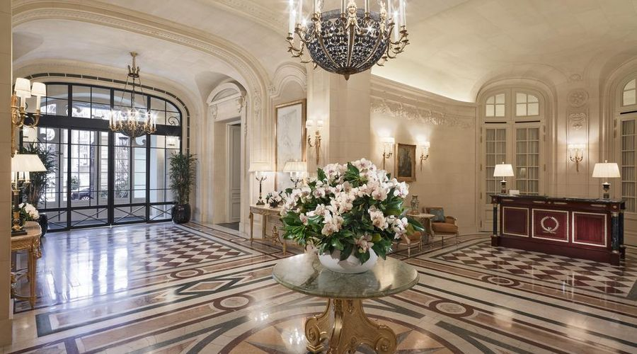 Shangri-La Hotel Paris-13 of 50 photos