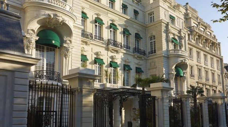 Shangri-La Hotel Paris-2 of 50 photos