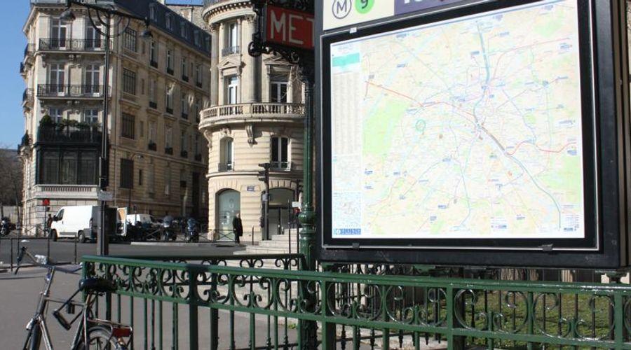 Shangri-La Hotel Paris-47 of 50 photos