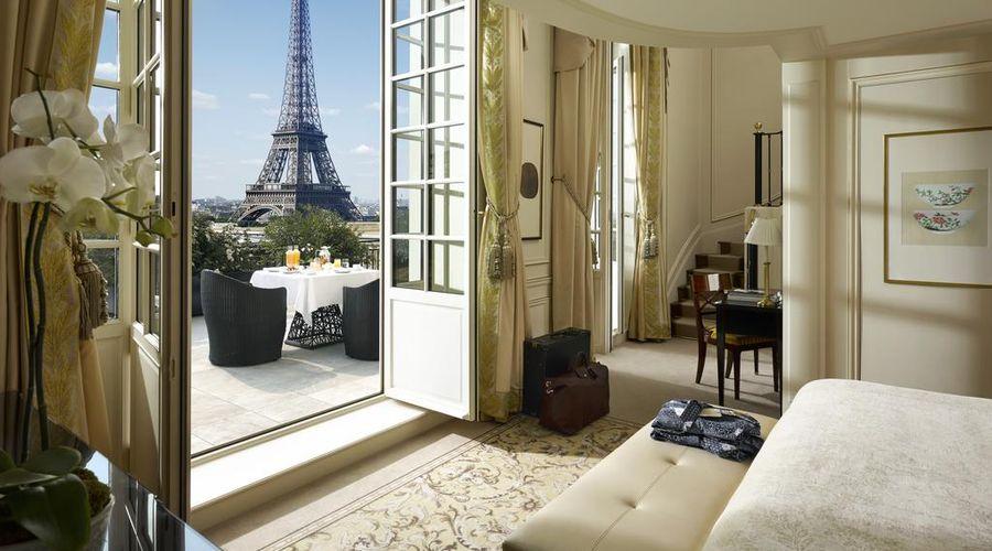 Shangri-La Hotel Paris-9 of 50 photos