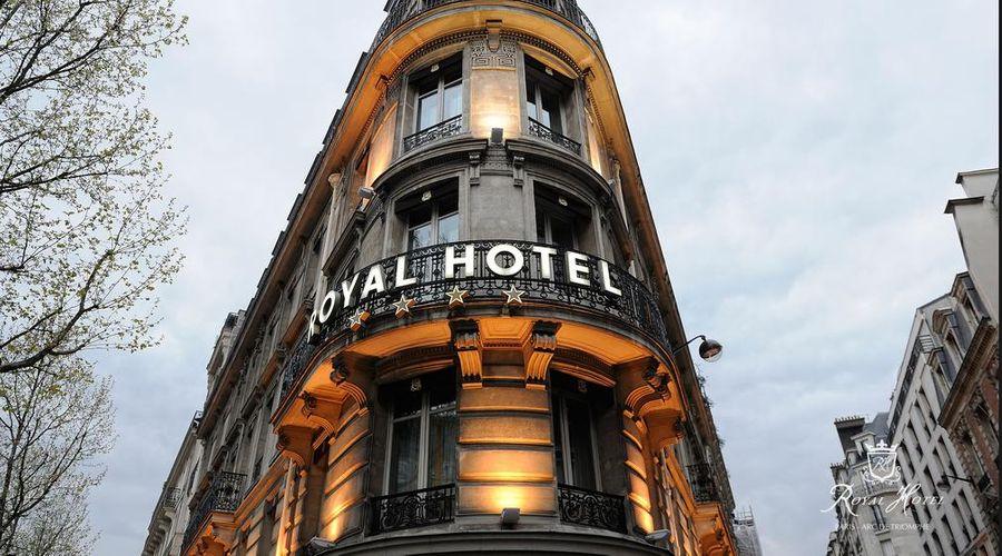 فندق رويال الشانزليزيه-1 من 26 الصور