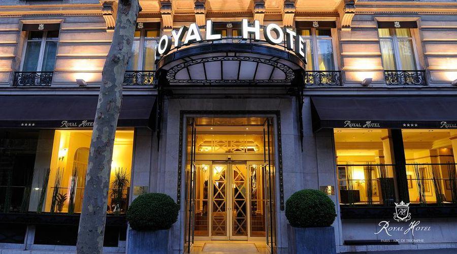 فندق رويال الشانزليزيه-2 من 26 الصور