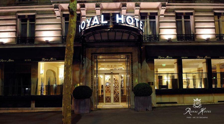 فندق رويال الشانزليزيه-26 من 26 الصور