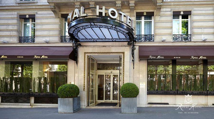 فندق رويال الشانزليزيه-3 من 26 الصور
