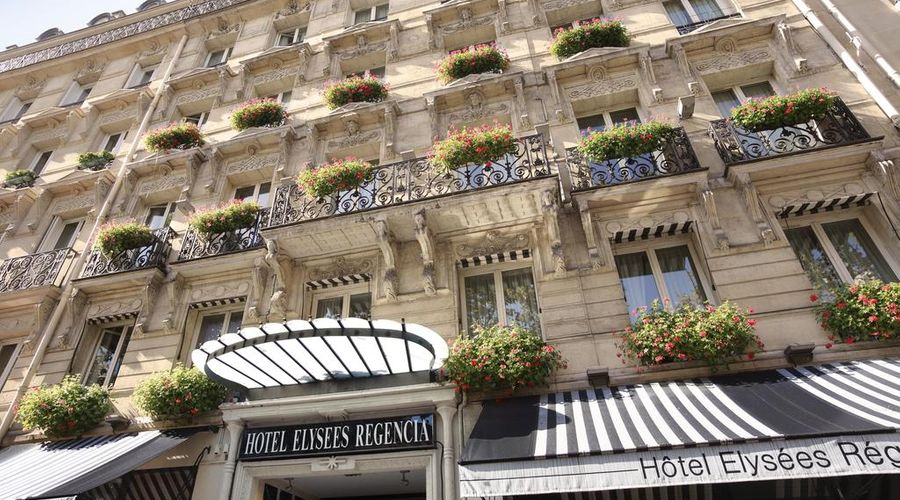 Hotel Elysees Regencia-1 of 26 photos