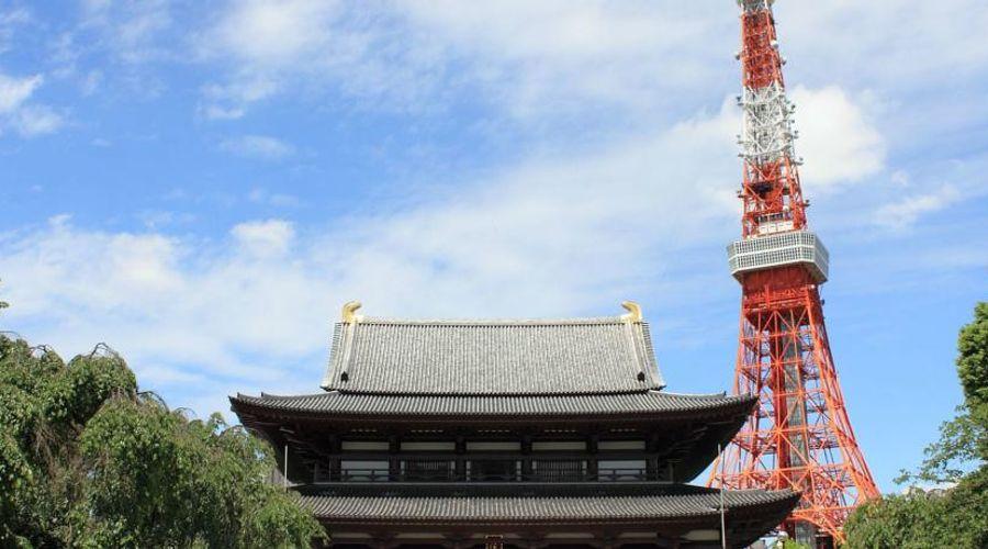 ذا برنس بارك تاور طوكيو-3 من 44 الصور