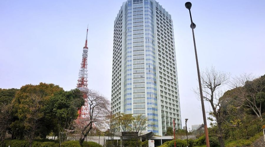 ذا برنس بارك تاور طوكيو-1 من 44 الصور