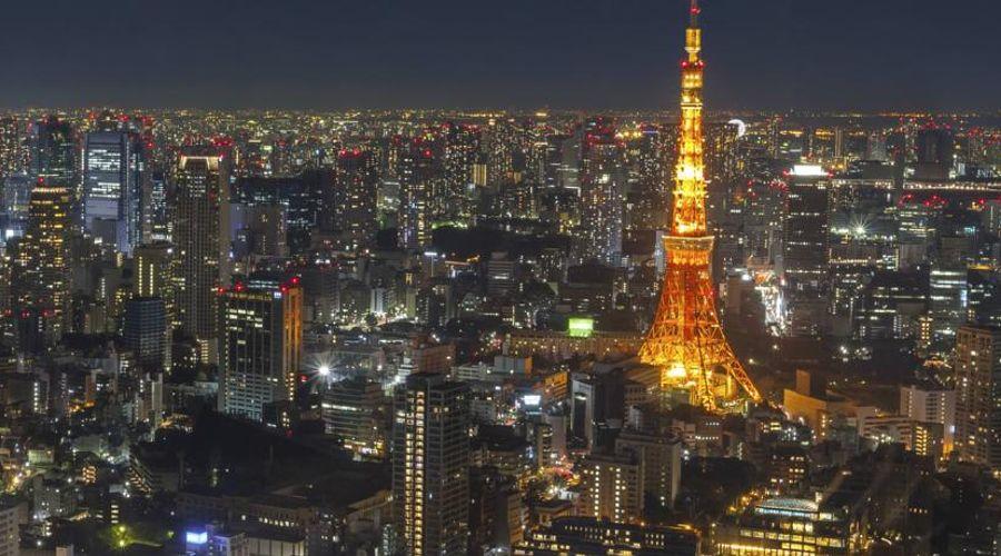ذا برنس بارك تاور طوكيو-11 من 44 الصور