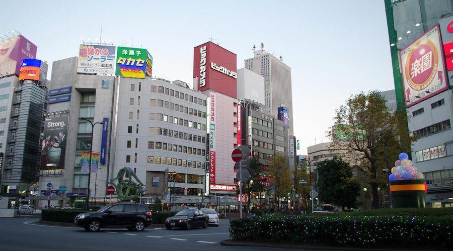 آبا هوتل طوكيو-إتاباشي-51 من 52 الصور