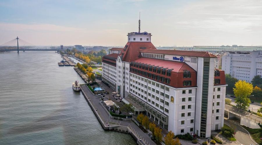 Hilton Vienna Danube Waterfront-1 of 43 photos
